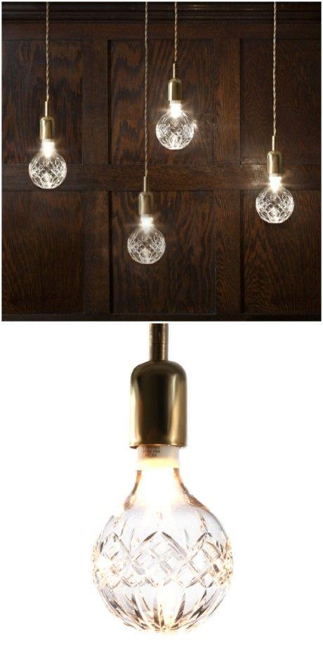 Crystal Light Bulbs Crystal Lighting Lighting Inspiration Home