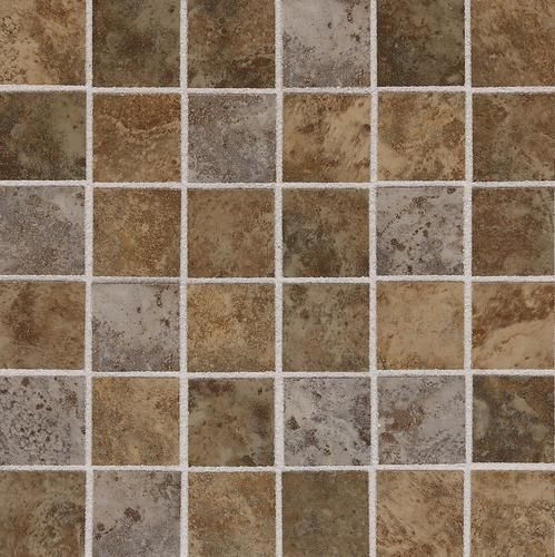 Mohawk Lakeview Mosaic Floor Or Wall Ceramic Tile 2 X 2 At