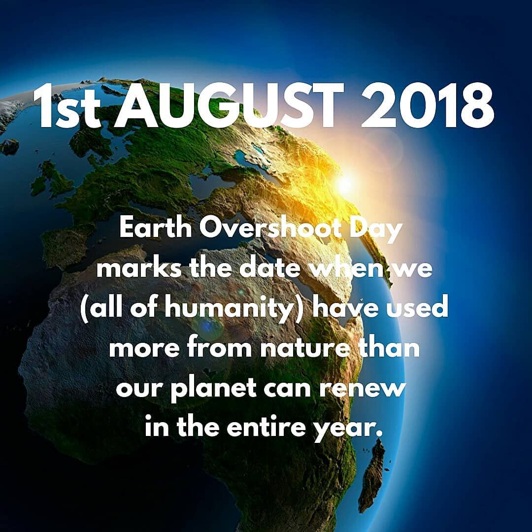 Pin By Living Lightly In Ireland On Environmental Activism Earth Overshoot Day Overshoot Day Ecology