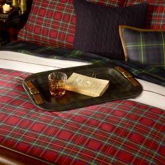 Ralph Lauren tartan tray