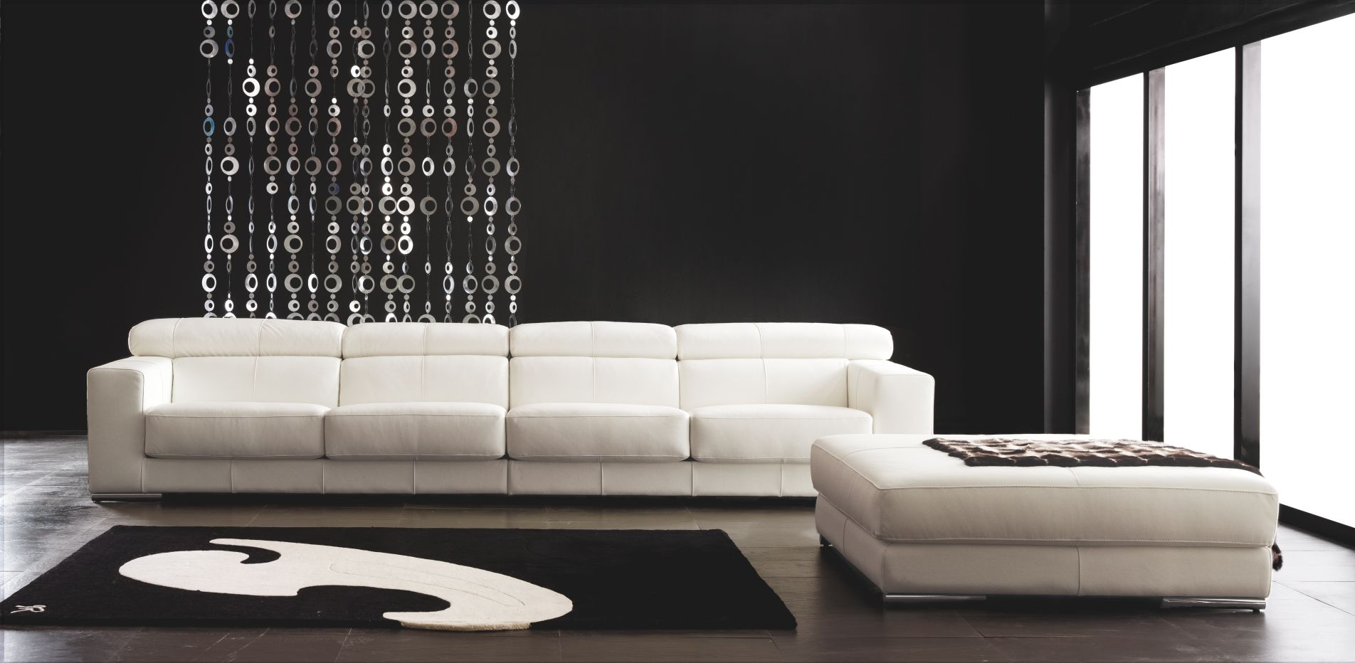 Bilbao Modern Sectional Sofa By Nicoletti Italy Modern  # Muebles Matisse