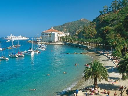 The Best Beaches For Boating Catalina Island Catalina Island California Santa Catalina Island