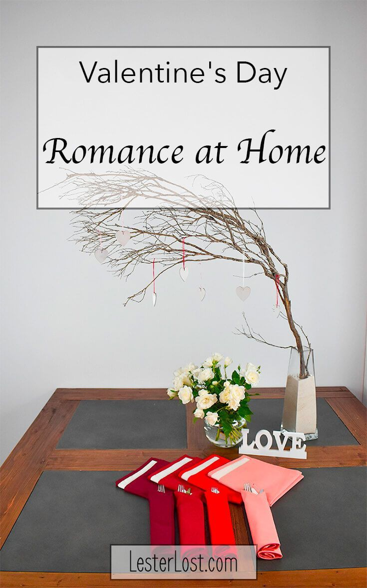6 Easy Ideas to Decorate Your Home For Valentine\'s Day | Group ...