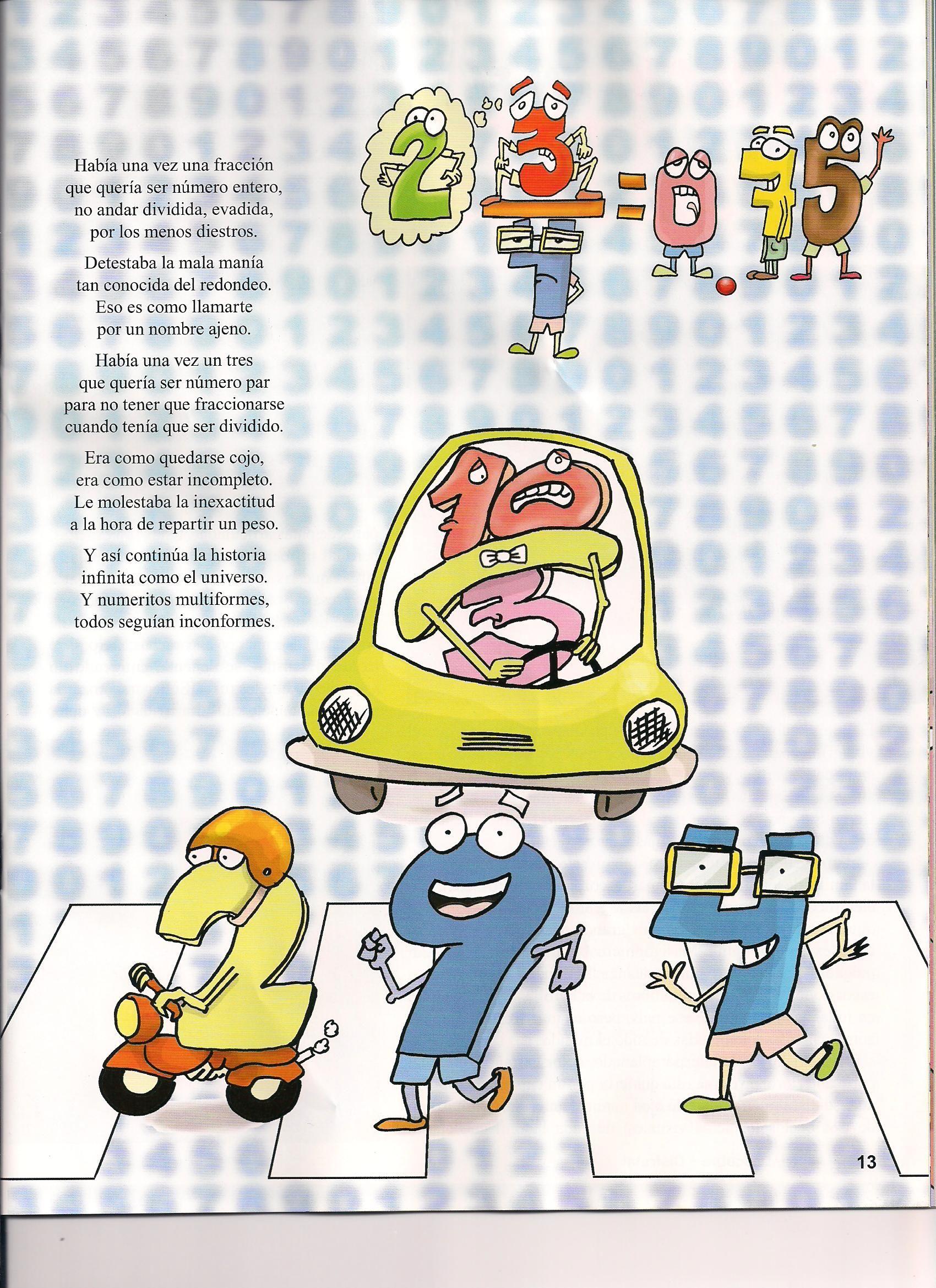 Segunda página y conclusión de Numero Inconforme. Publicado en Revista IGUANA, EU.