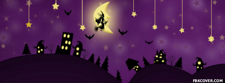 download happy halloween night facebook cover for free - Halloween Cover Pictures