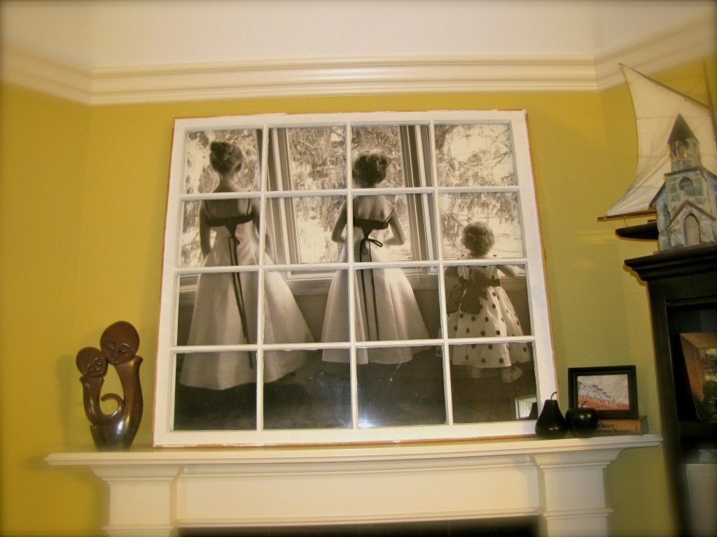 Decorating with old window frames windowus and window frames