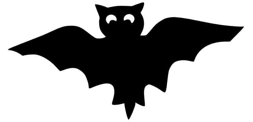 bat template click here to download your free svg file please note all svg files try out pinterest bat template svg file and filing