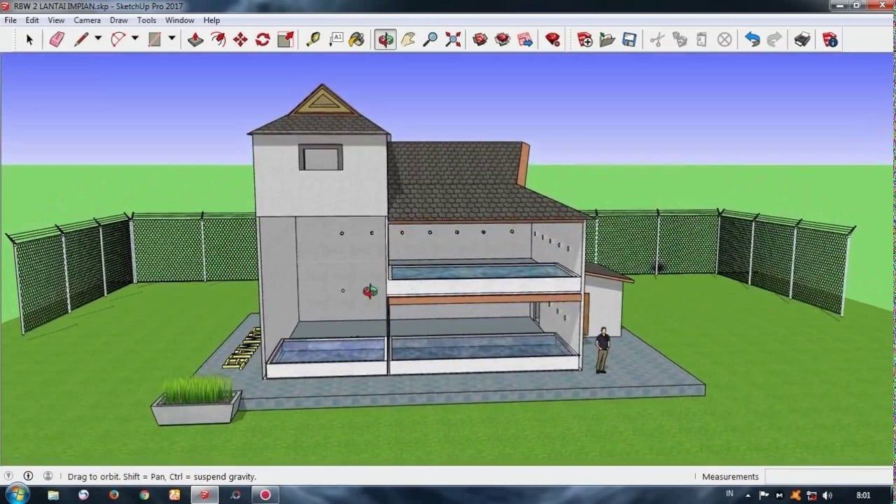 Desain Rumah Walet 2 Lantai Desain Rumah Rumah Desain