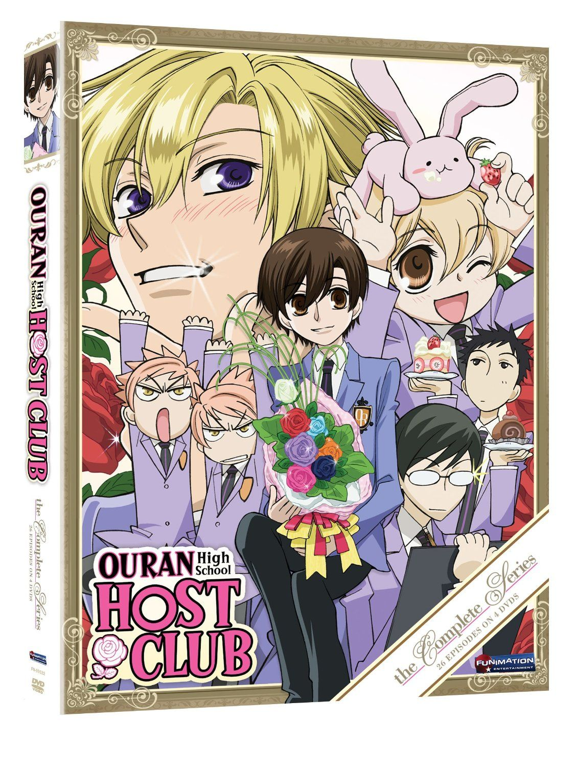 Ouran High School Host Club The Complete