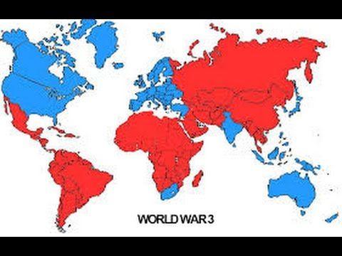 Signs Of World War III - World War 3 Is Possible - World War III - fresh germany map after world war 1