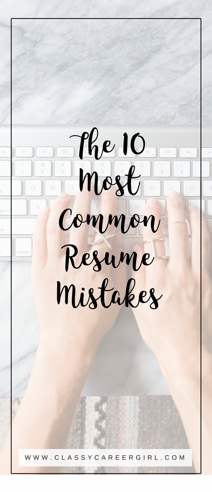 The  Most Common Resume Mistakes To Avoid  Career Development