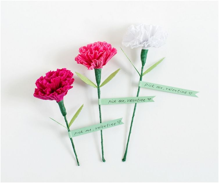 20 Diy Paper Flowers For A Beautiful Never Wilting Spring Bouquet