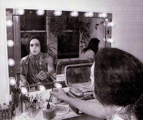 "Paul Stanley Heaven photo ""New-York, April 24 , 1974"""