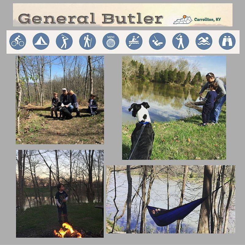 Fun Family Vacation At General Butler Park In Carrollton