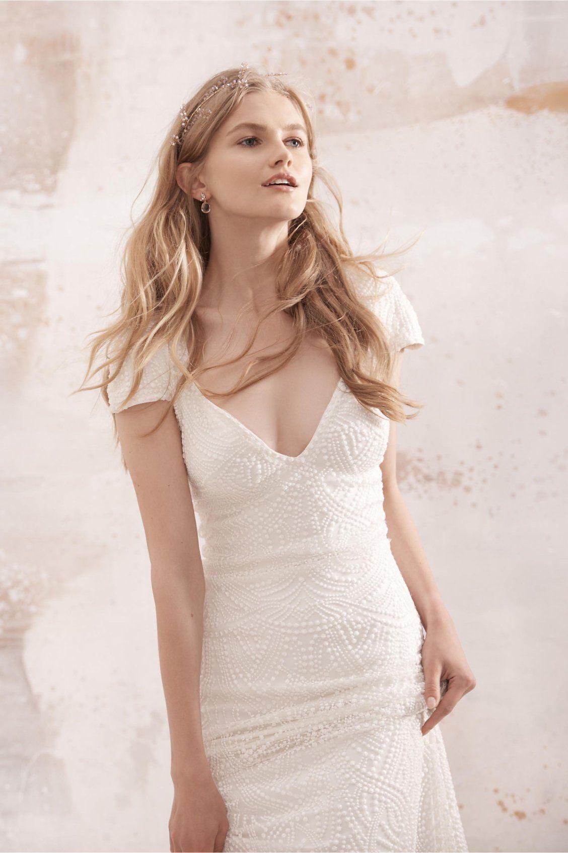 Chiffon wedding gowns, Wedding dresses
