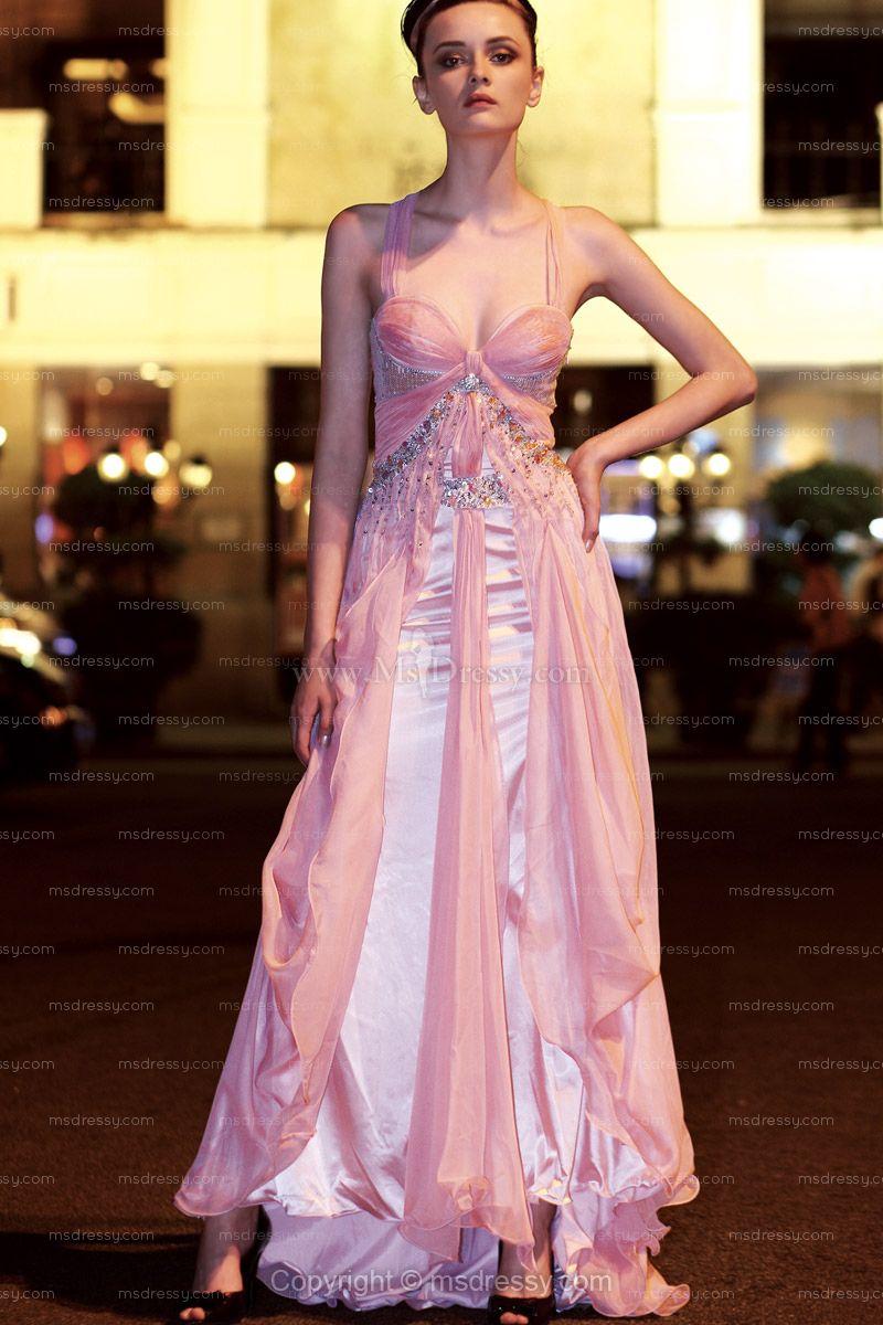 pink prom dress | prom dress | Pinterest