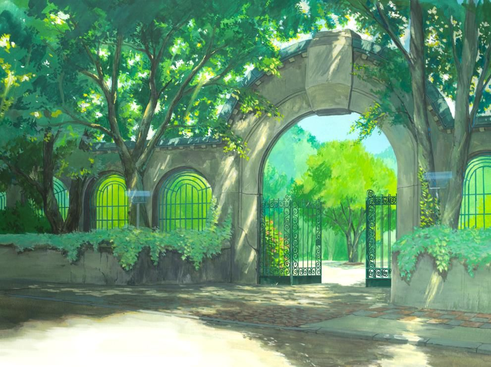 pc 108.jpg Forest and Garden モリ & えん Pinterest Anime