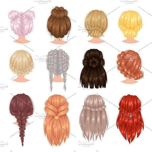 pin tala abdel-aziz hair