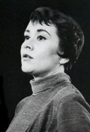 Joan Ann Olivier, The Lady Olivier, DBE (née Plowright