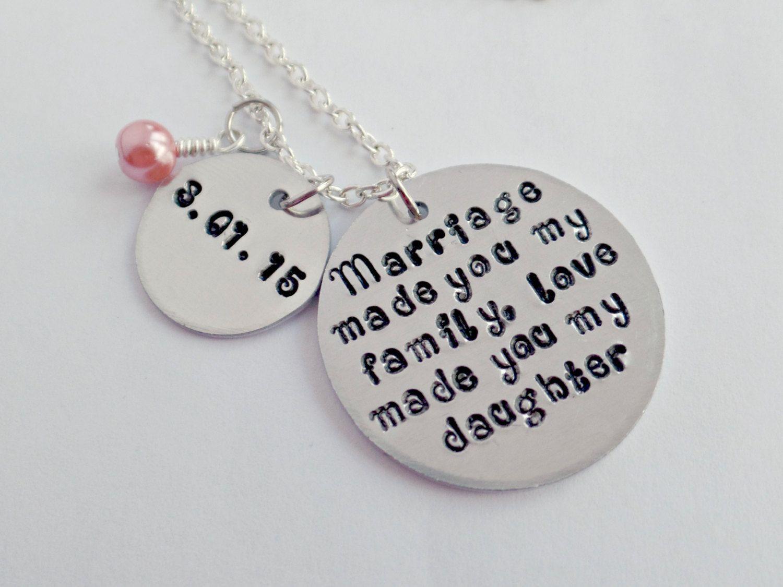 Love Made You My Daughter* Blended Family Gift* Blended Family ...