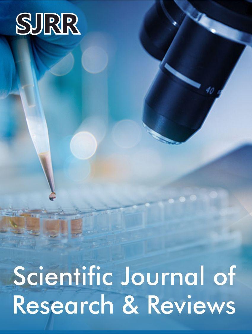 By Gharib El In Sjrr Scientific Journal Open Access Journals