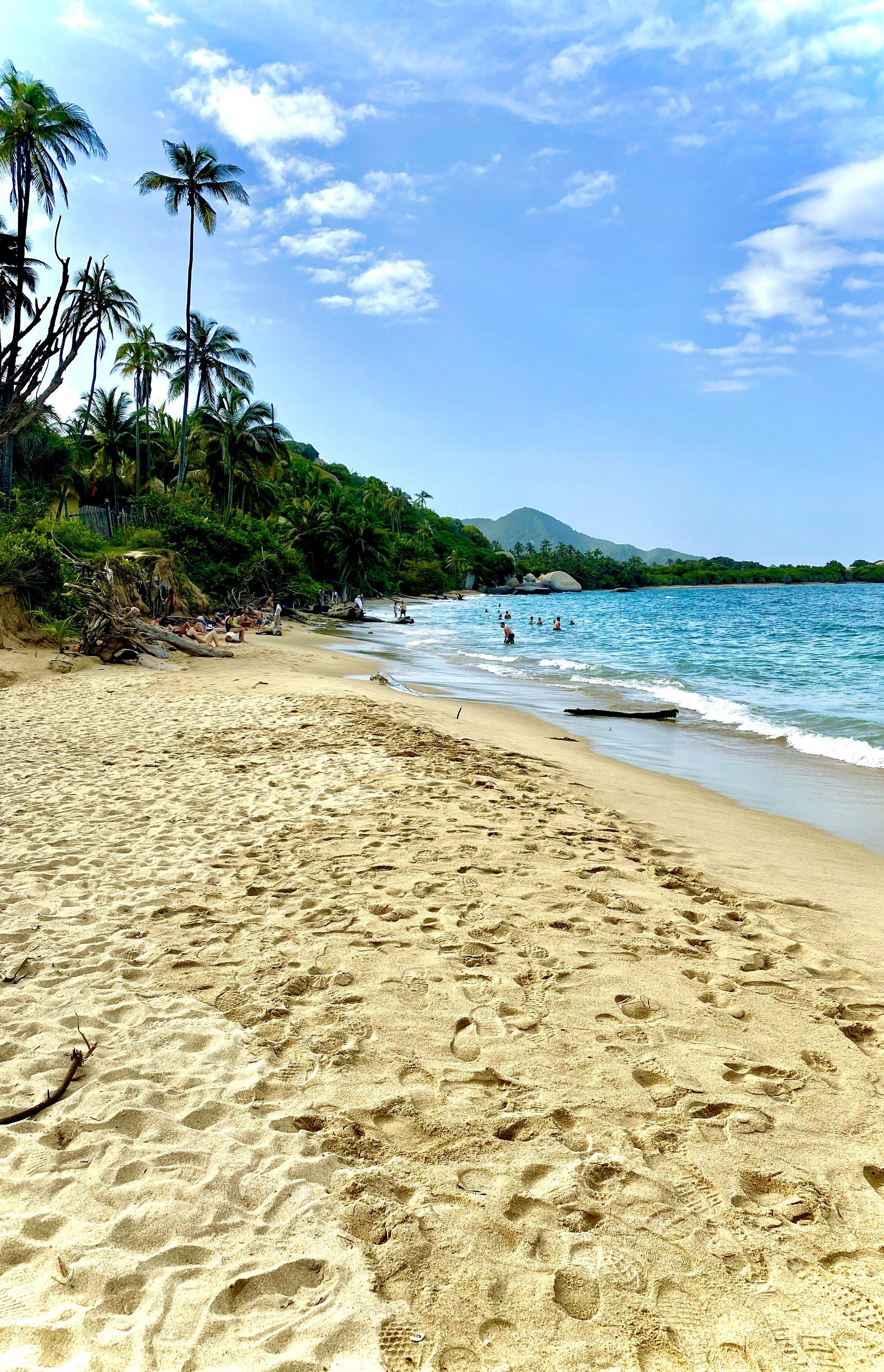 Mejores playas en colombia
