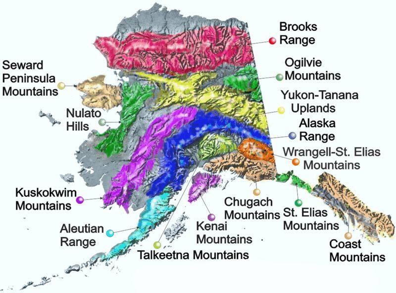 Alaska Geology 101 | Geology