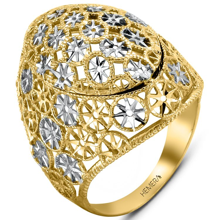 The 16 Most Beautiful Gold Ring Designs   Ring designs, Gold rings ...