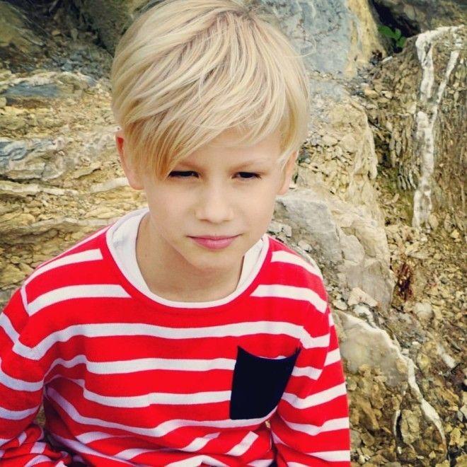 Süße Blonde Jungs