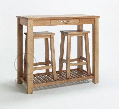 Small Kitchen Breakfast Table But Need Two Or One Made For 4 Please Breakfast Bar Table Bar Table And Stools Bar