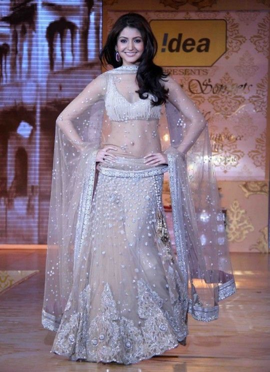 Image result for Wedding Lehengas wearing bollywood celebs