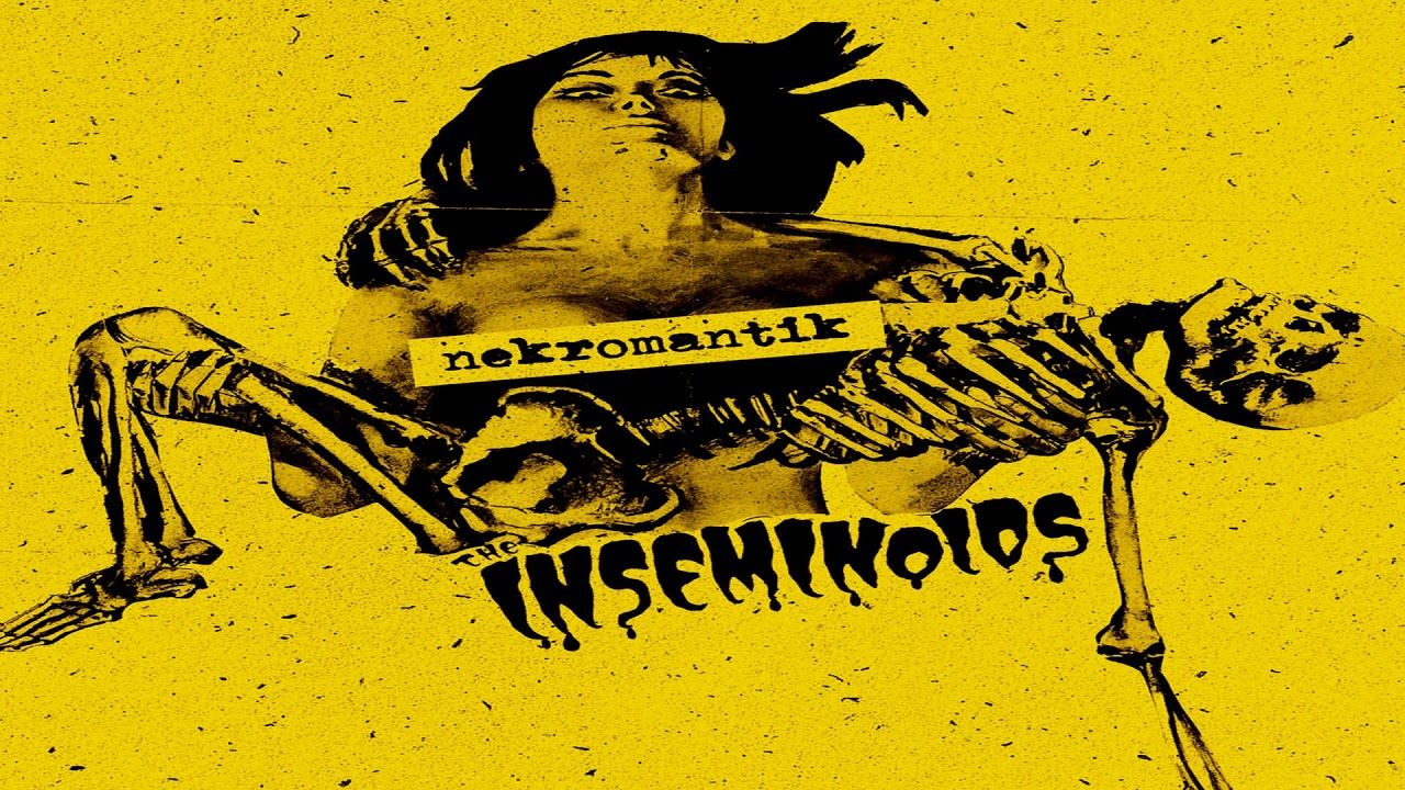 The Inseminoids. Nekromantik. Movie posters, Poster, Movies