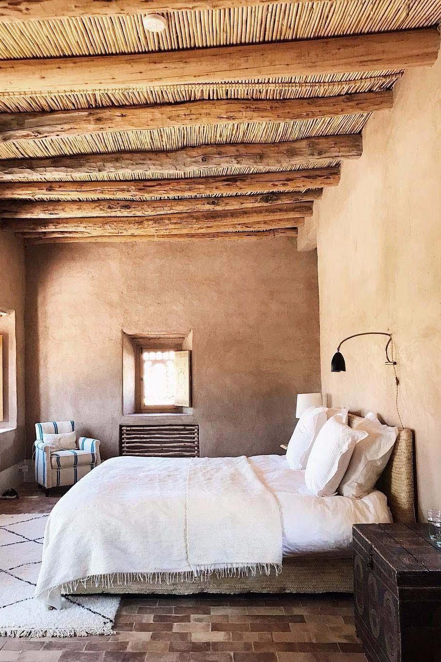 Idée déco exotique et ethnique inspiration Marrakech Maroc ...