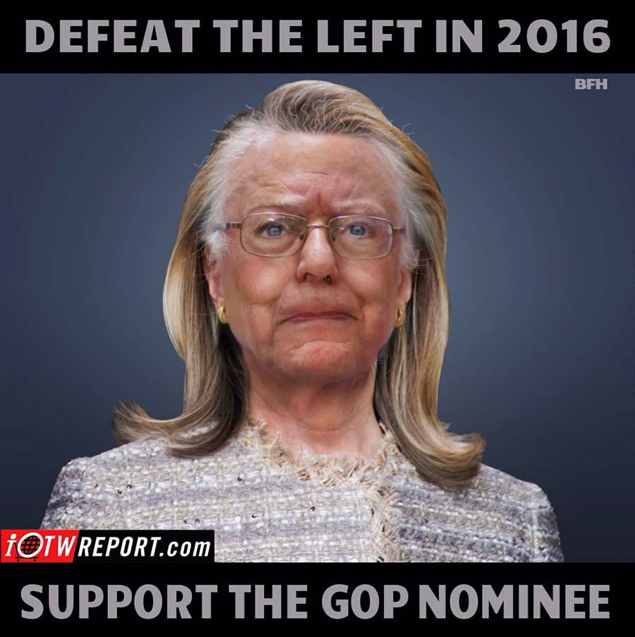 Defeat The Left ...