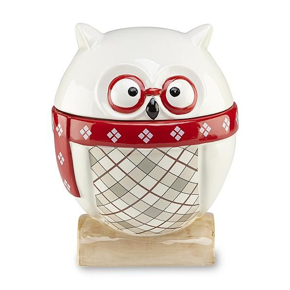 Kmart Com Owl Cookie Jar Grandma Cookie Jar Christmas Cookie Jars
