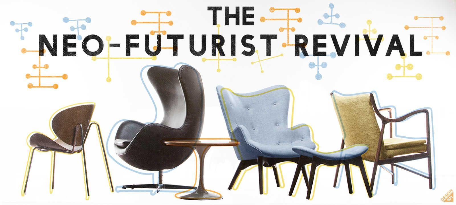 The Neo Futurist Revival Furniture Collection U2013 Dot U0026 Bo