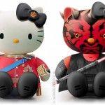 Hello Kitty transformations
