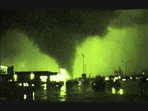 Oak Lawn Illinois Tornado Radio Broadcast Coverage From April 21