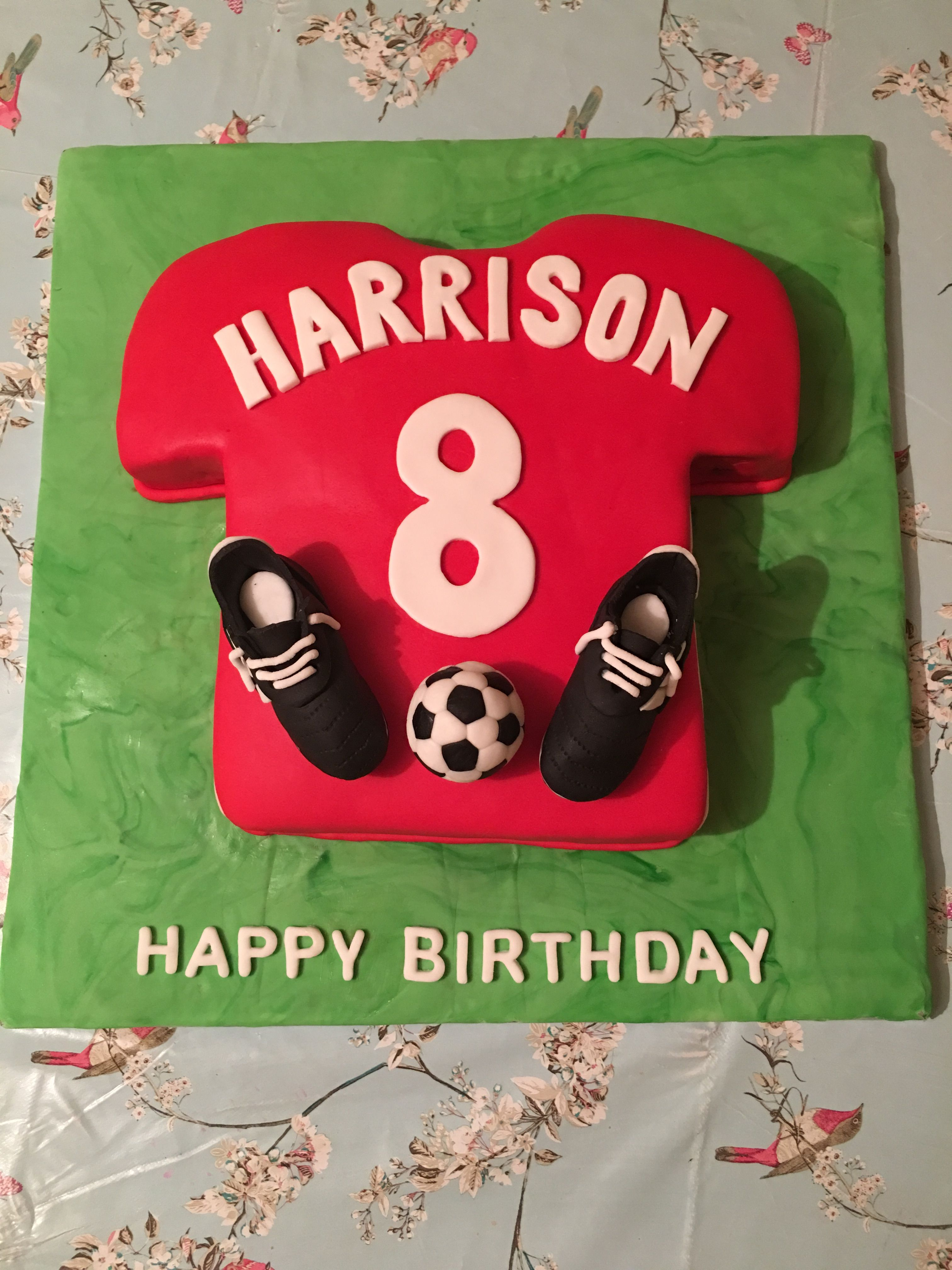 Pin on Harrison's cake