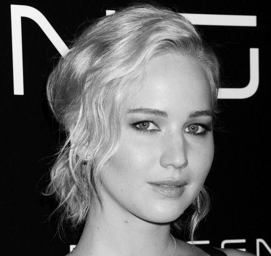 Jennifer Lawrence inside the 'Passengers' Presentation at CinemaCon 2016 at Caesars Palace on April 12, 2016 in Las Vegas, Nevada.