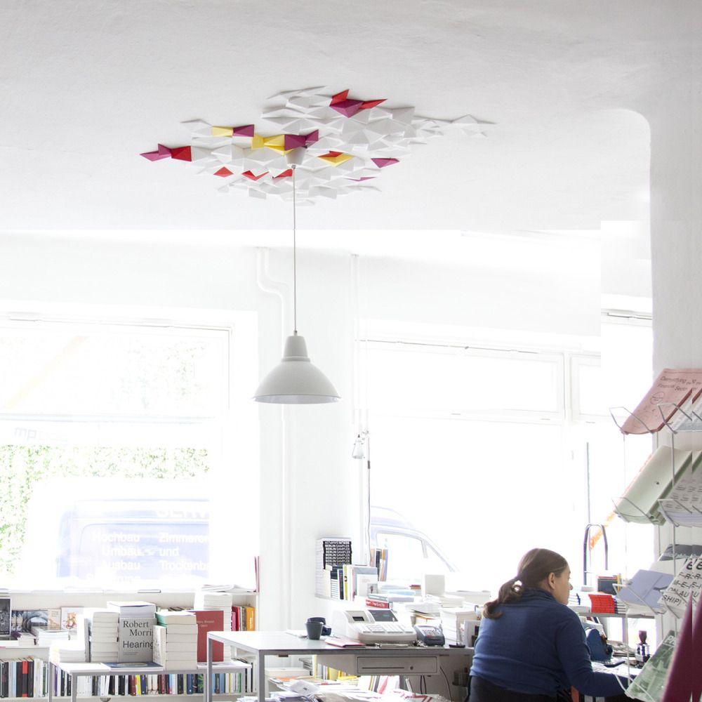 Image Of Rhombus System Deco Plafond Carreaux De Plafond