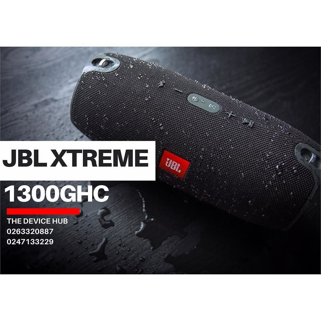 JBL XTREME PRICE:1300GHC TO ORDER CALL: 0263320887