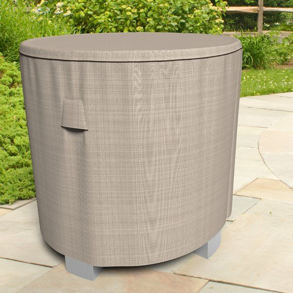 English Garden Patio Bar Table Cover