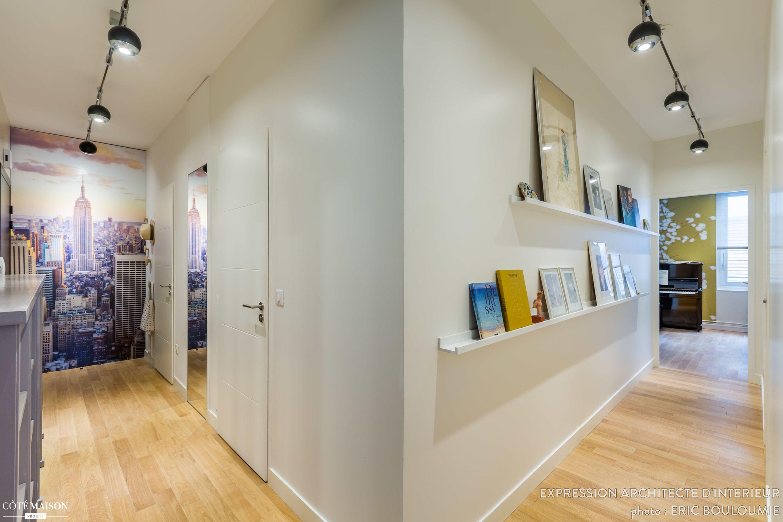 d coration zen d un 100 m2 bordeaux expression. Black Bedroom Furniture Sets. Home Design Ideas