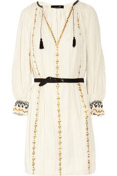 0b3299a1d8 Cool Isabel Marant dress for warm summer nights.