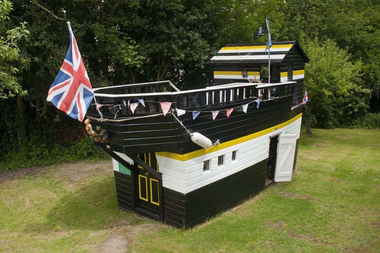 La maison bateau