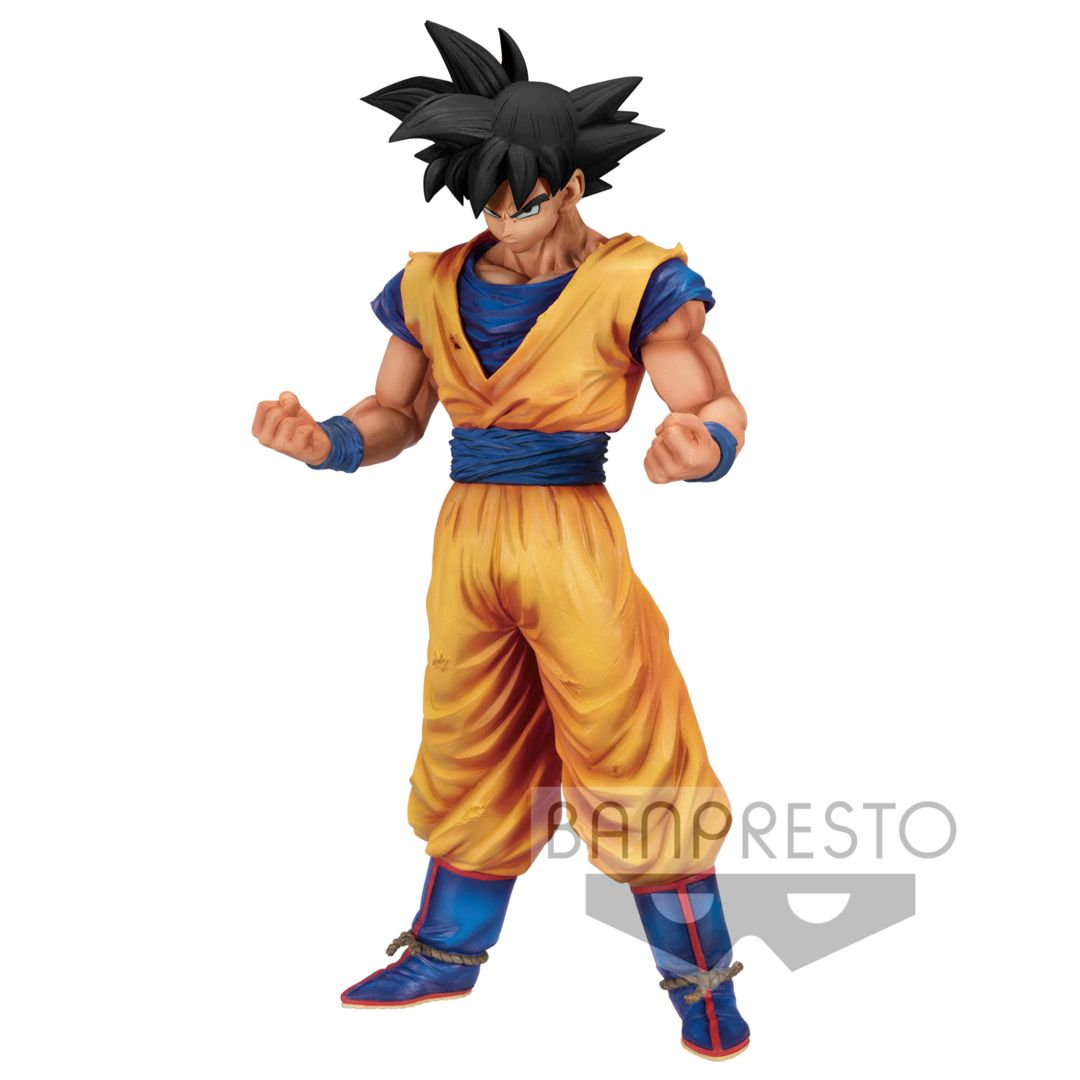 STATUE ~ Grandista Resolution of Soldiers BARDOCK Dragonball Z ~ BARDUCK