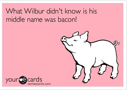 Bacon haha