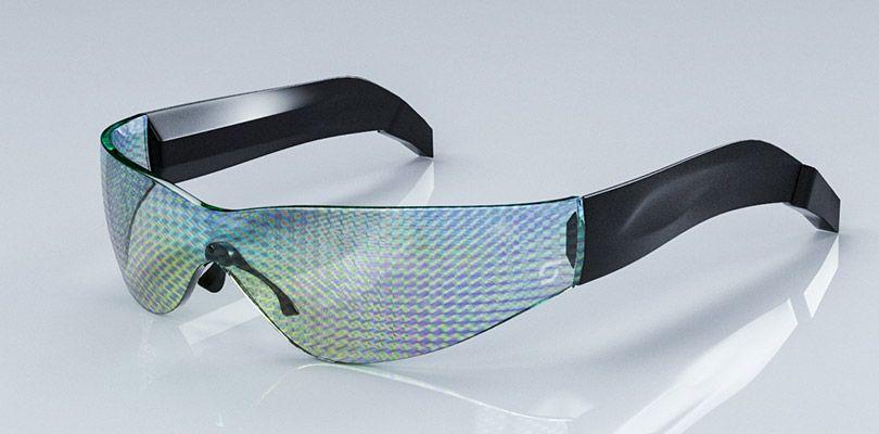 LusoVU Lisplay - holographic lens-on-display technology