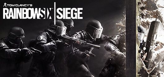 6e3321ee05eb0977a0dcf329b94da535 Jpg 530 250 Pixels Tom Clancy S Rainbow Six Tom Clancy Videojuegos